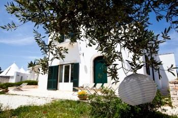 Masseria front view
