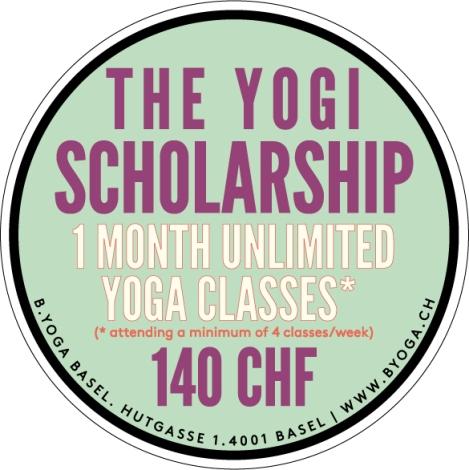 yogischolarship